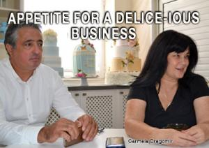 Appetite for a Delice-ious business 1