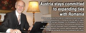 Austria stays committed to expanding ties with Romania 1