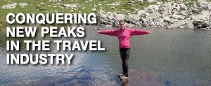 Conquering new peaks in the travel industry 1
