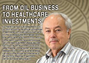 From oil business to healthcare investments 1