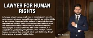 Lawyer for human rights 1