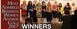 Most Admired Business Women Awards Gala 2017 1