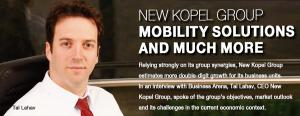 New Kopel Group Mobility solutions  and much more 1