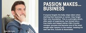 Passion makes...  business 1