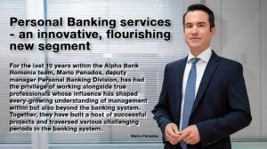 Personal Banking services - an innovative, flourishing new segment   1