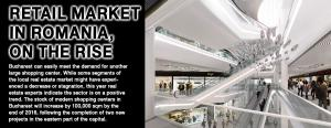 Retail market in Romania, on the rise 1