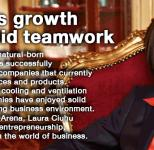 Lara Group's growth relies on solid teamwork 1
